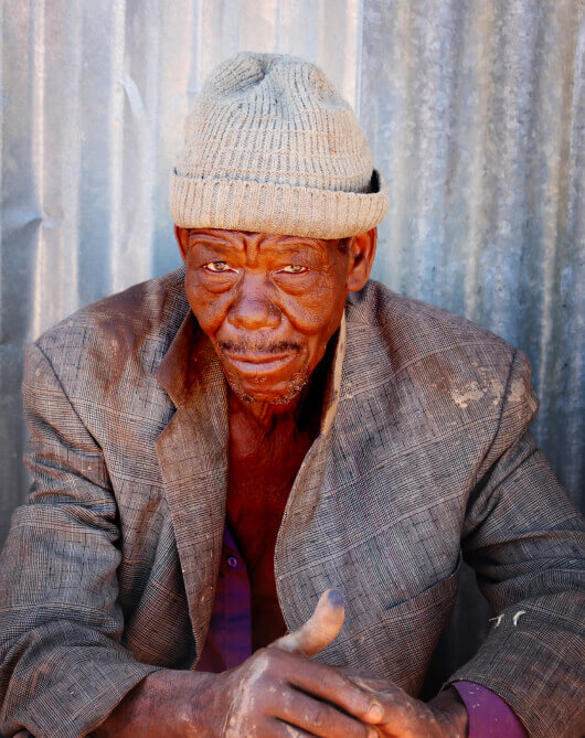 Bayi Nhonoli, Gold Miner from Ngeza, Tanzania